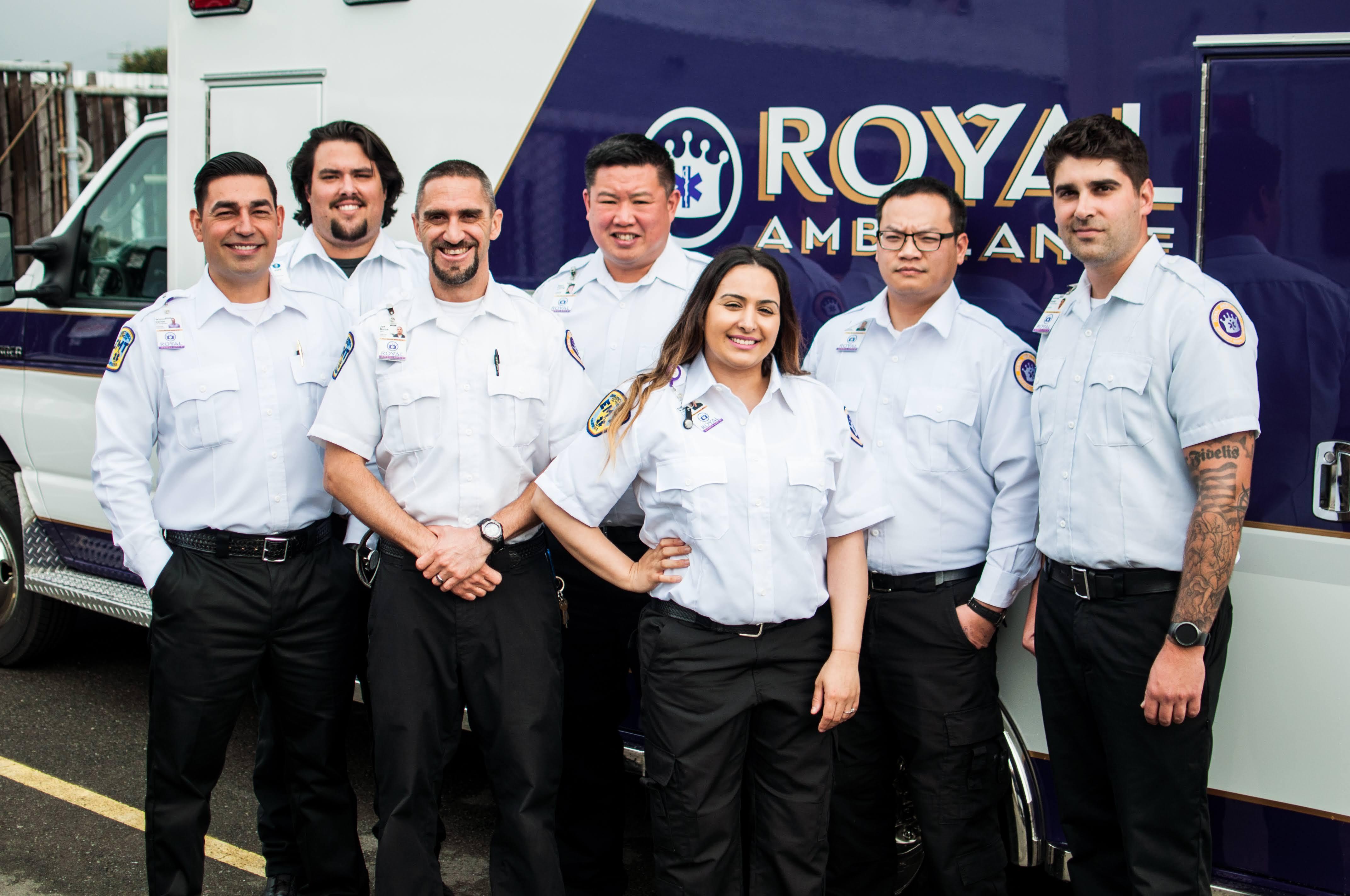 Royal Ambulance